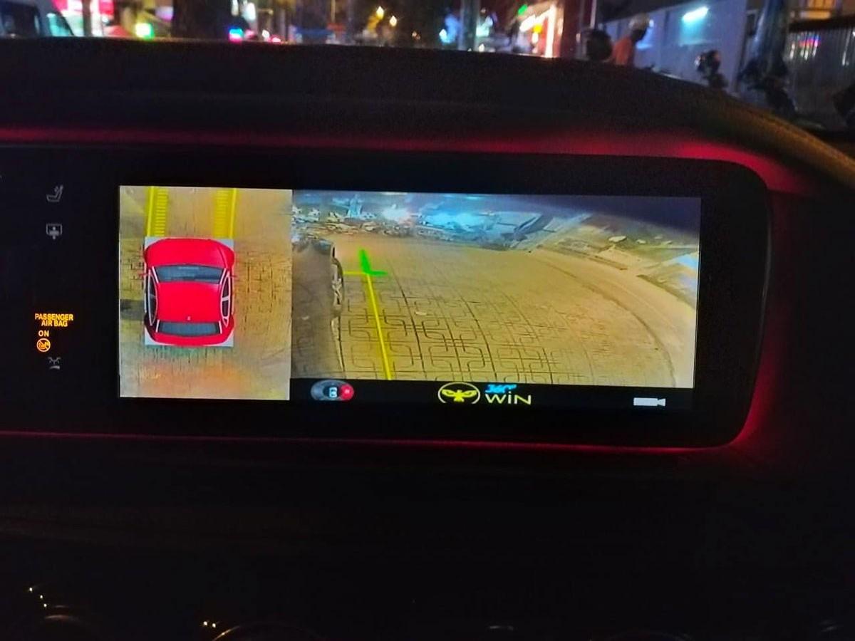 camera 360 do sony 3d ahd