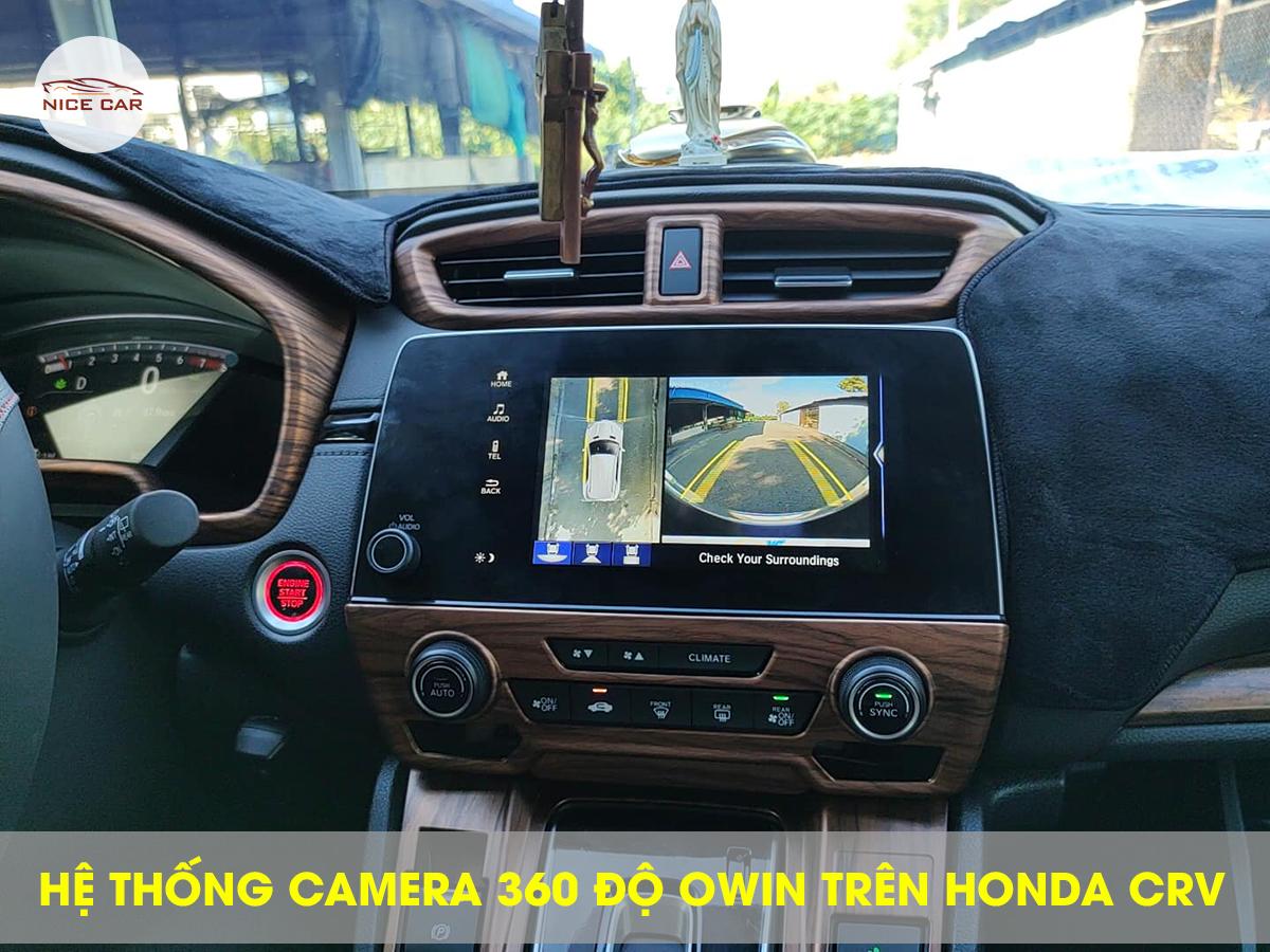 #1 Camera 360 Độ Owin, Hình Ảnh Cực Kì Sắc Nét