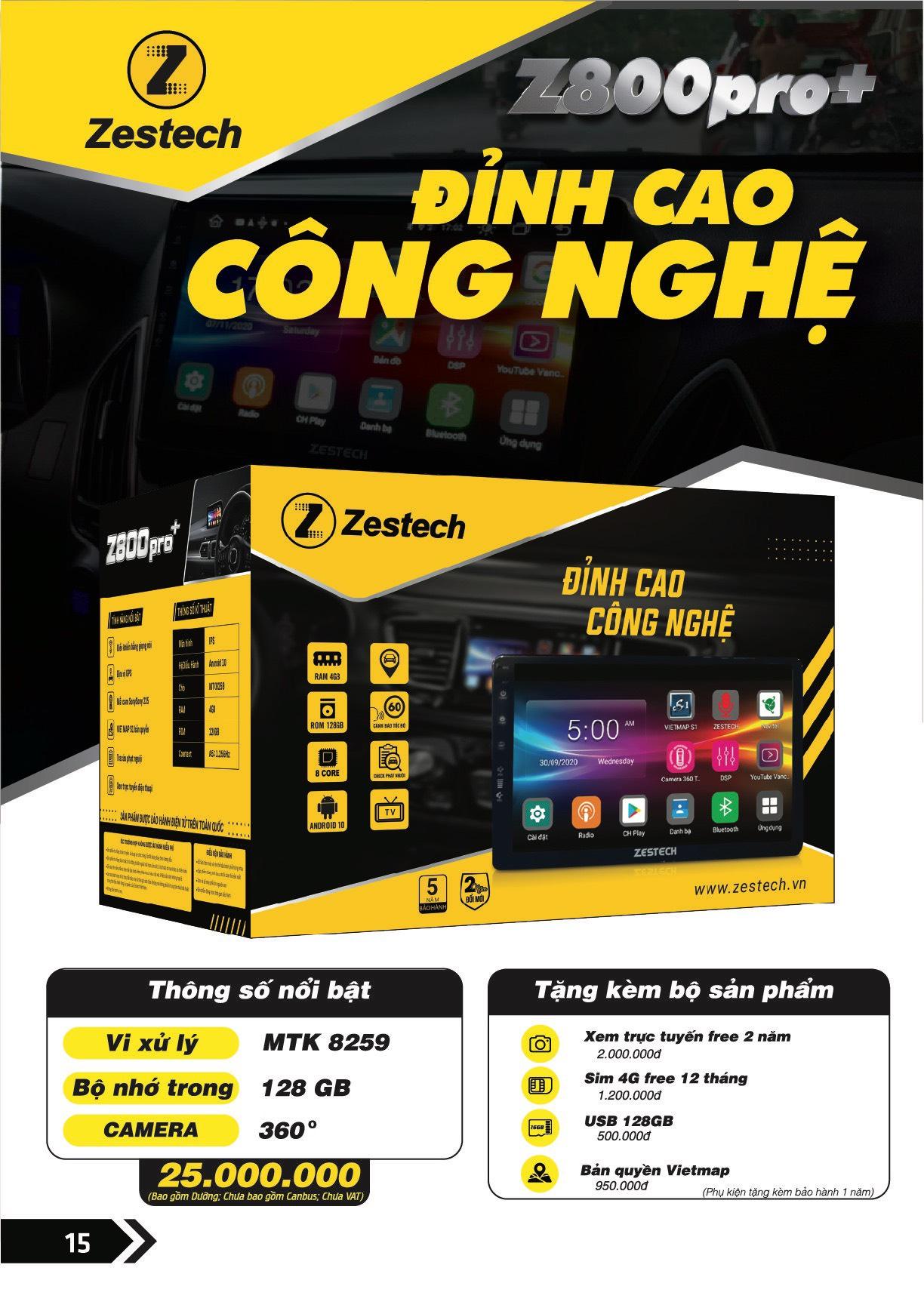zestech Z800 Pro+