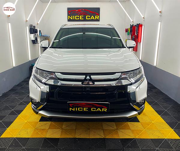 Tong hop phu kien do choi Mitsubishi Outlander