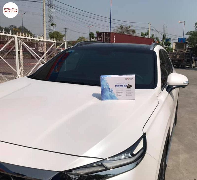 De no tư xa Mykey Premium xe Kia Sedona
