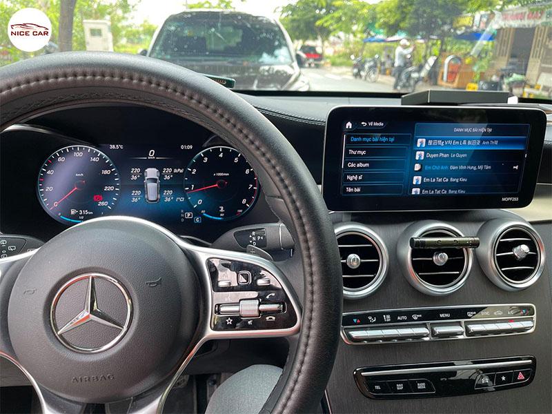 Cam bien ap suat lop i50 xe Mercedes
